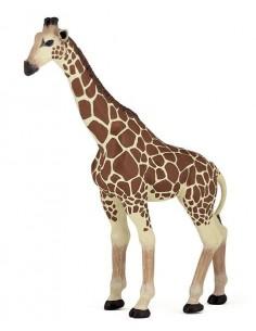 Figurine girafe - Papo