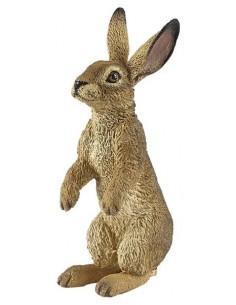 Figurine lièvre debout - Papo