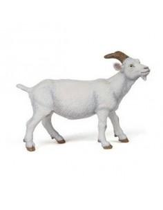 Figurine chèvre blanche - Papo