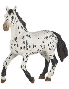 Figurine cheval appaloosa...