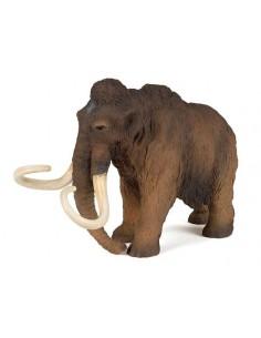 Figurine mammouth