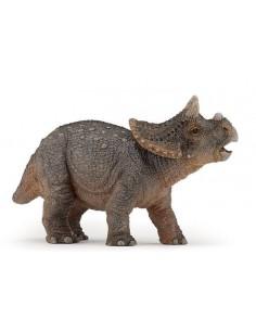 Figurine jeune tricératops...