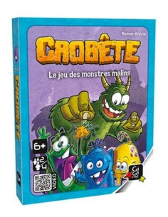Crobête - jeu Gigamic