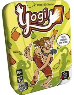 Yogi - jeu gigamic