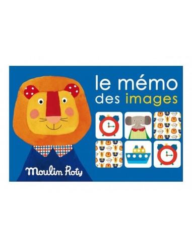 Mémo des images Les Popipop - Moulin...