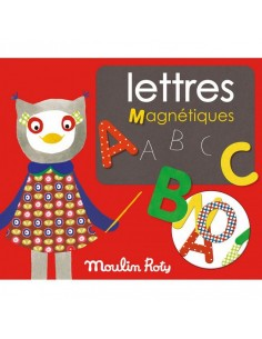 Lettres magnétiques Popipop