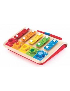 Mon premier xylophone...