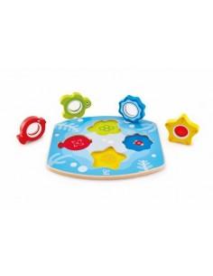 Puzzle loupe océan - Hape