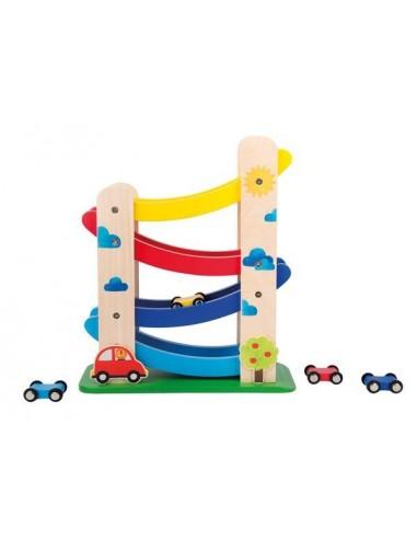 Cascade de voitures Les popipop -...