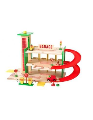 Garage Dans la ville - Moulin Roty