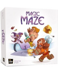 Jeu Magic maze