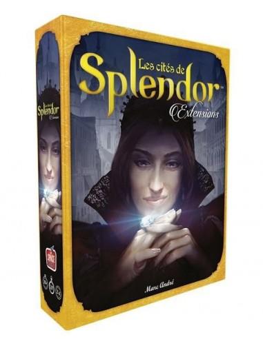Les cités de Splendor extensions -...