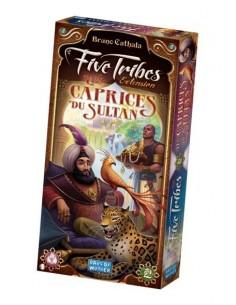 Les caprices du sultan -...