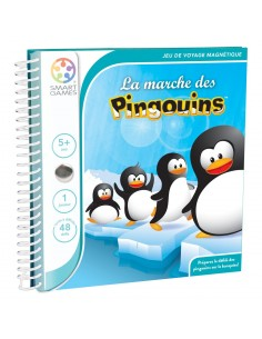 Jeu La marche des pingouins...