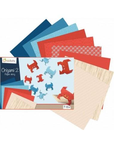 Boite créative origami 2 - Avenue...