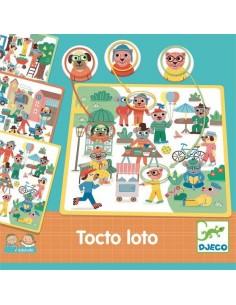 Eduludo Tocto Loto - Djeco