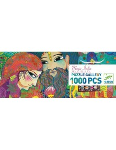 Puzzle gallery Magic India 1000 pièces