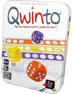 Jeu Qwinto - gigamic