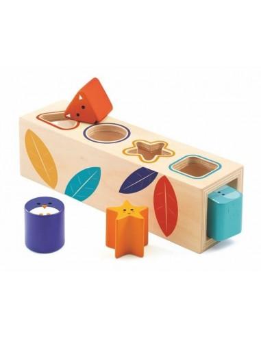 Boîte à forme Boitabasic - Djeco