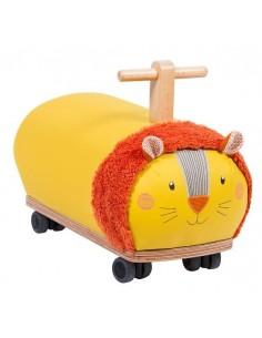 Porteur lion roues folles...