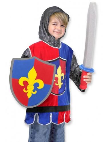 Déguisement de chevalier - Mélissa &...