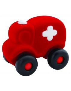 Ambulance rouge