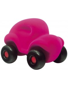 Voiture rose - Rubbabu