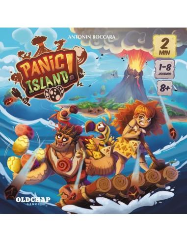 Panic island