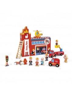 Story Box Pompiers - Janod