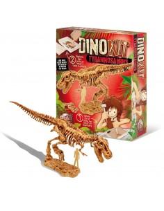 Kit de fouille tyrannosaure...