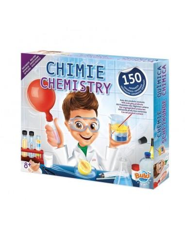 150 expériences de chimie - Buki