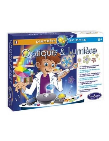 Optique & lumière - Sentosphère