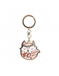 Porte clés maman chérie -...