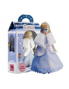 Poupée Lottie reine des neiges