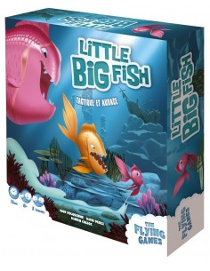 Jeu Little big fish