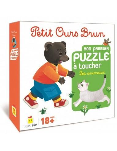 Puzzles à toucher les animaux Petit...