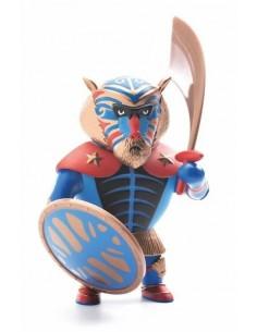 Bushi chevalier Arty Toys -...