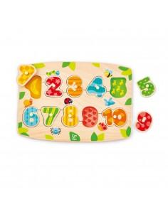 Puzzle chiffres - Hape