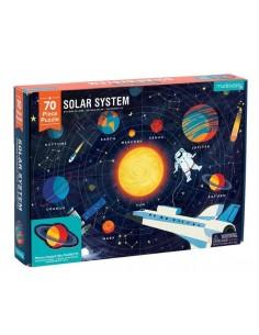 Puzzle système solaire 70...