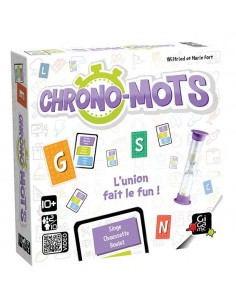 Chrono mots - jeu Gigamic