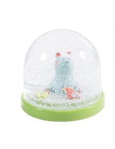 Boule à neige Les papoum -...
