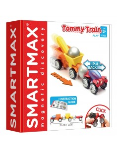 Coffret Tommy Train...