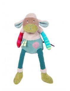 Poupée mouton Les jolis pas...