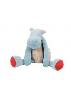 Peluche hippopotame Les...