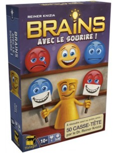Brains avec le sourire