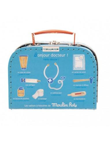 Valise docteur La Grande Famille -...