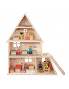 Maison de poupée La Grande...