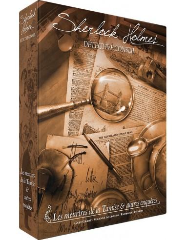 Sherlock Holmes Détective Conseil :...