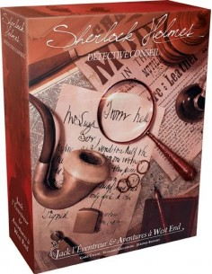 Sherlock Holmes Détective...