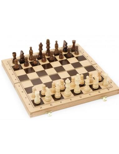 Jeu d'échecs pliant - Jeujura